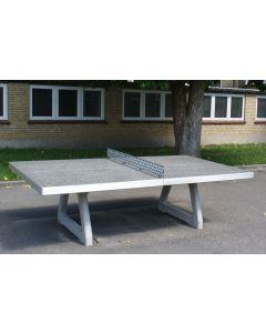 Pöytätennispöytä betonia