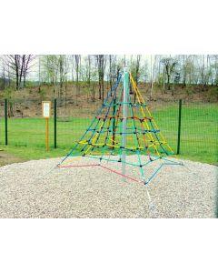 Kiipeilypyramidi 2,5 m