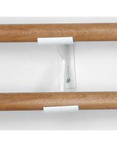 Balettitangon kiinnike ø 43 mm