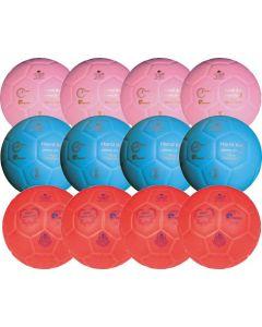Pehmeät käsipallot -pallopaketti