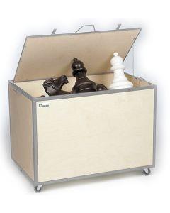 Liikuntavälineiden säilytyslaatikko, iso malli
