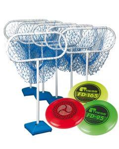 Frisbeegolf-setti, täydellinen sarja