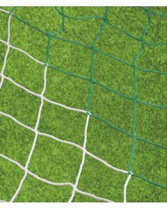 Jalkapalloverkko, vihreä/valkoinen