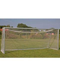 Jalkapallomaali 5 x 2 m täyshitsattu