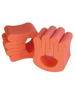 Käsivarsikellukkeet vaahtomuovia