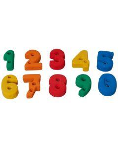 Numero-otteet 0-9