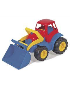 Kauhakuormaaja traktori