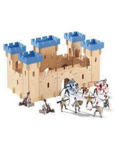 Linnoitus ja ritarit