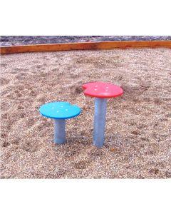 Pikkulasten pöytä ja penkki