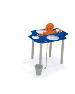 Leikkipöytä Mustekala
