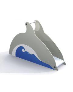Liukumäki delfiini