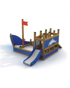 Kalastaja-alus Flipper
