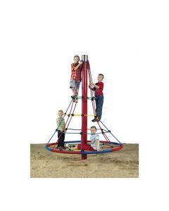 Pyörivä kiipeilytorni II