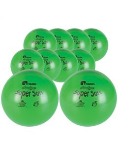 Dodgeball super soft Ø: 16 cm