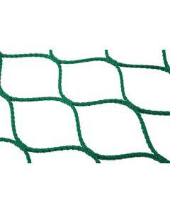 Jalkapalloverkko 5x2 m maaliin, vihreä