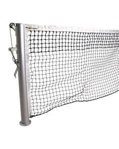 Tennisverkko verkkouraan