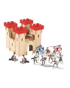 Linna ja ritarit