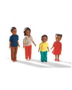 Mini nuket: Milon ja Leilan perhe