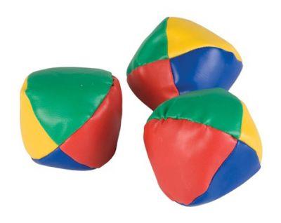 Jonglööripallot, Bean-Bags, 3 kpl